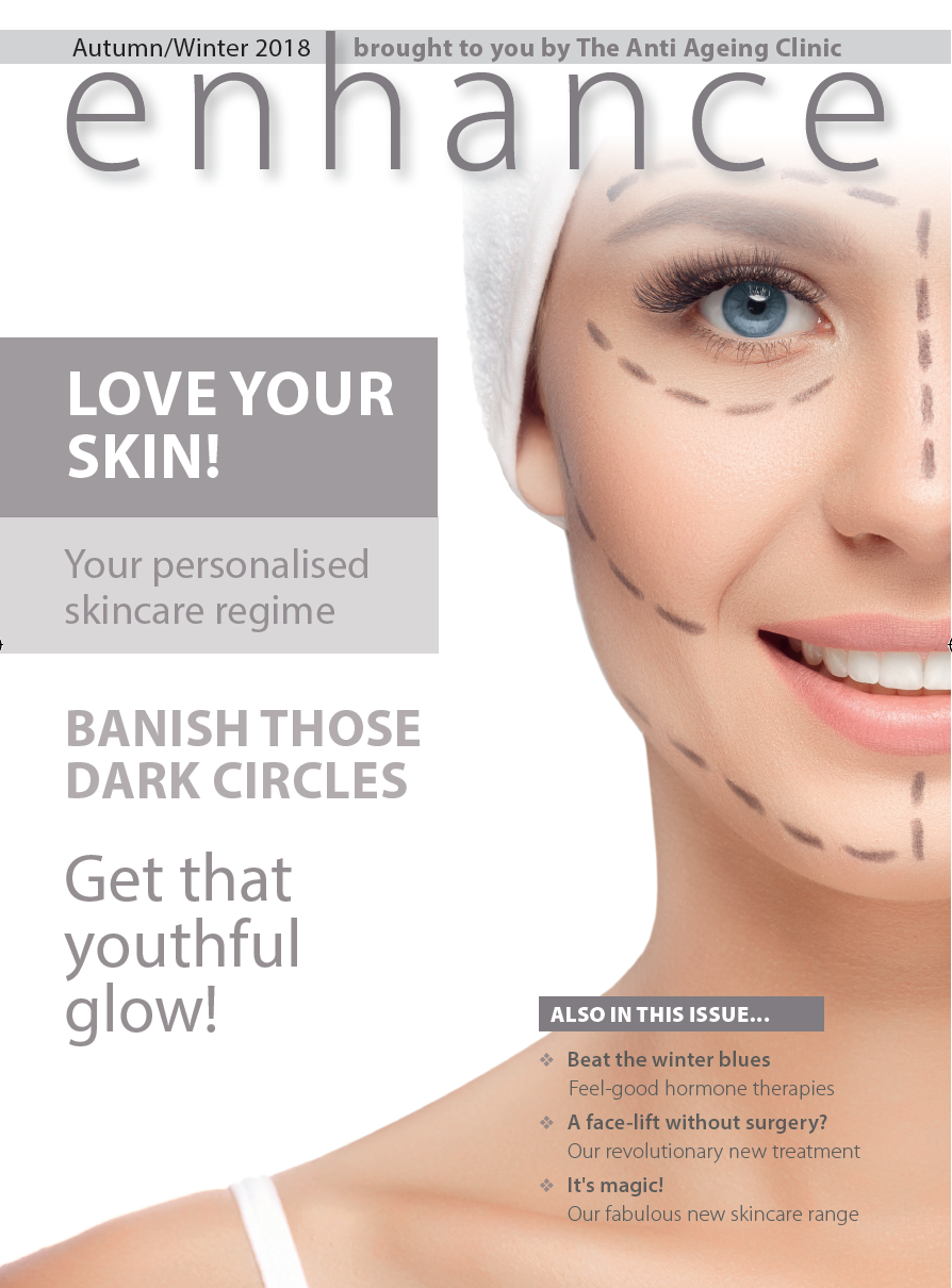 Enhance Beauty Salon Magazine
